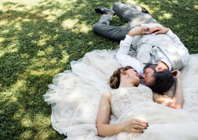 Vittoria & Matteo – matrimonio a Villa O'Hara