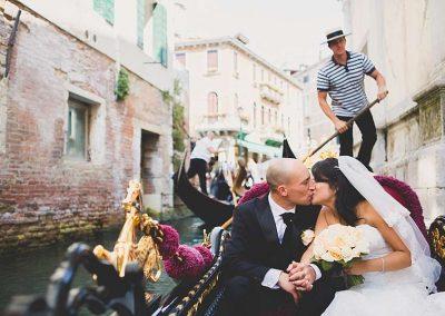 Janet & Matteo – matrimonio a Venezia