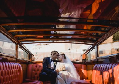 Carolina & Brian – destination wedding a Venezia, San Clemente Palace Kempinski