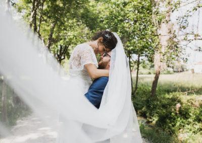 Michela & Dario – matrimonio a Villa Ca' Maria